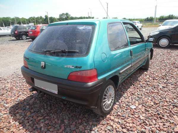 Peugeot 106, 1997 год, 62 000 руб.