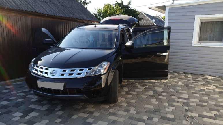 Nissan Murano, 2006 год, 385 000 руб.