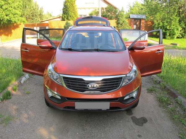 Kia Sportage, 2012 год, 680 000 руб.
