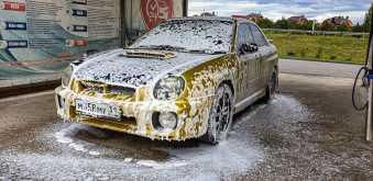 Белгород Impreza WRX 2000