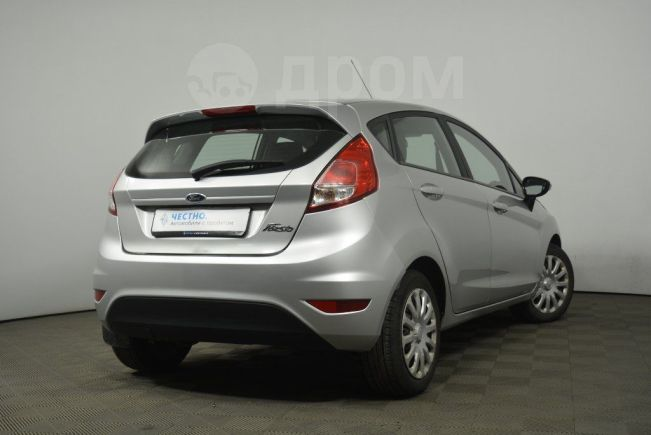 Ford Fiesta, 2016 год, 447 000 руб.