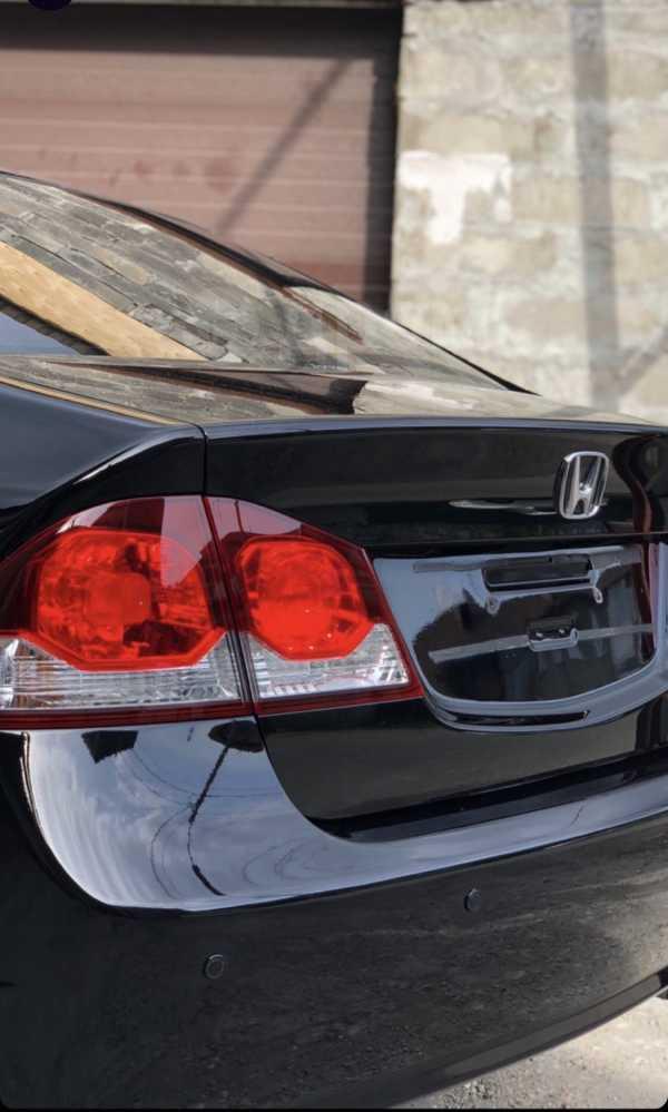 Honda Civic, 2010 год, 585 000 руб.