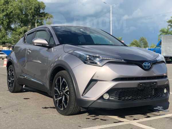 Toyota C-HR, 2017 год, 1 520 000 руб.