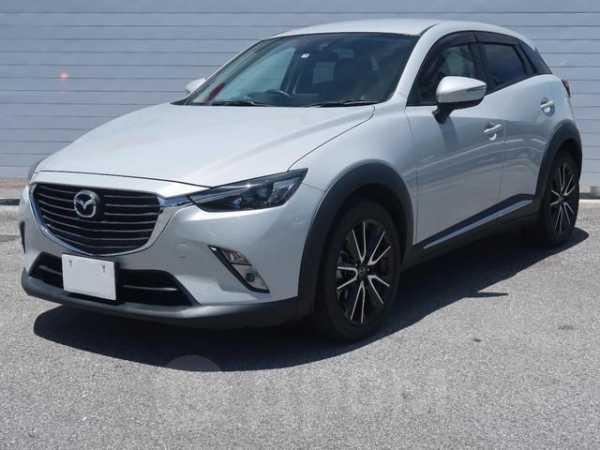 Mazda CX-3, 2018 год, 755 000 руб.