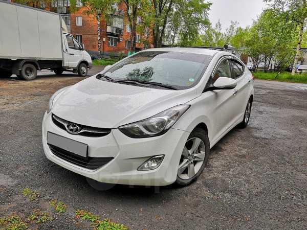Hyundai Avante, 2011 год, 630 000 руб.