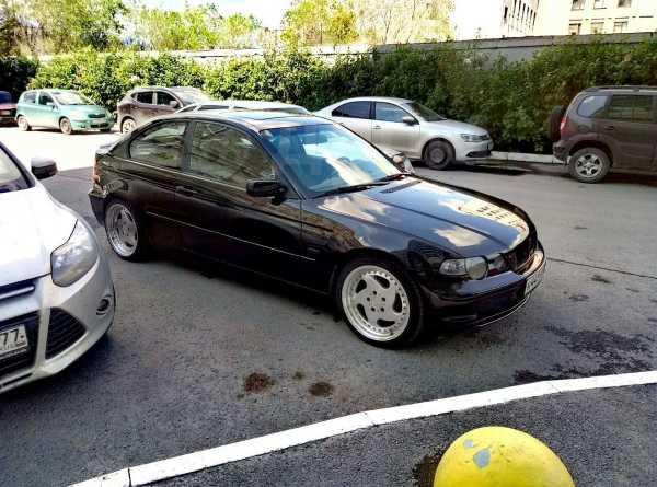 BMW 3-Series, 2001 год, 450 000 руб.