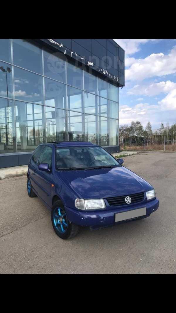 Volkswagen Polo, 1997 год, 110 000 руб.