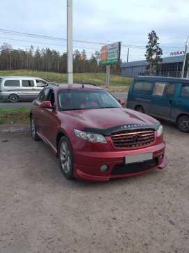 Улан-Удэ FX35 2003