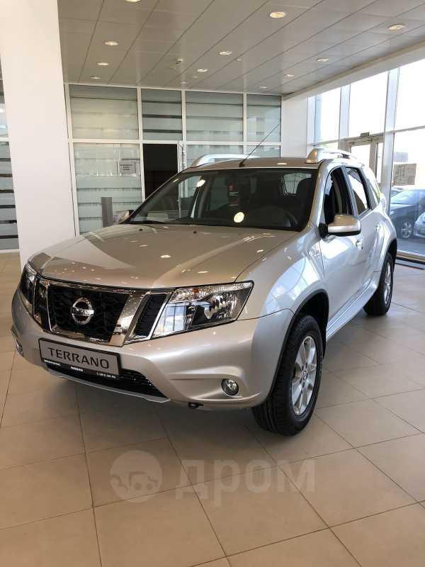 Nissan Terrano, 2020 год, 1 205 000 руб.