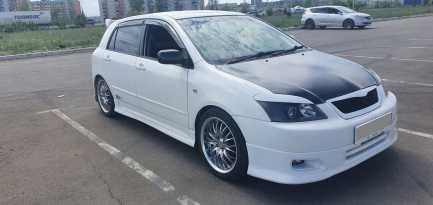 Чита Corolla Runx 2002