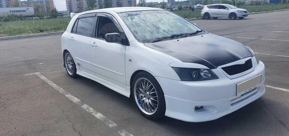 Toyota Corolla Runx, 2002 год, 480 000 руб.