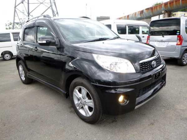Toyota Rush, 2014 год, 939 000 руб.