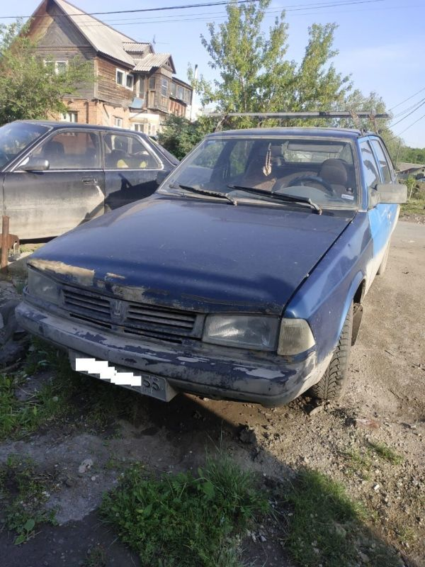 Москвич 2141, 1998 год, 43 000 руб.