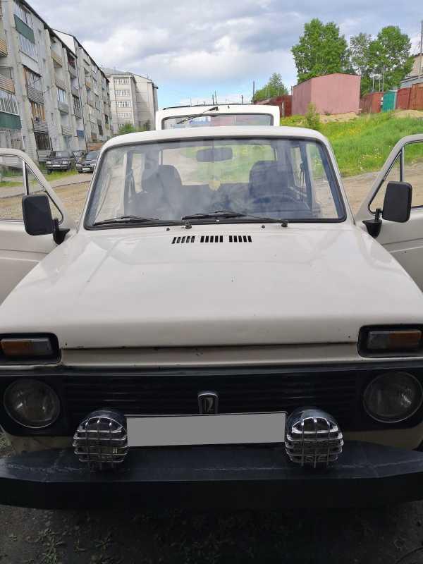 Лада 4x4 2121 Нива, 1996 год, 160 000 руб.