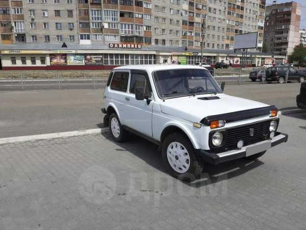 Лада 4x4 2121 Нива, 1993 год, 135 000 руб.