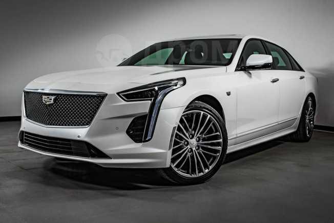 Cadillac CT6, 2018 год, 4 950 000 руб.
