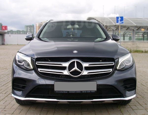 Mercedes-Benz GLC, 2016 год, 1 740 000 руб.