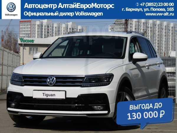 Volkswagen Tiguan, 2020 год, 2 802 400 руб.