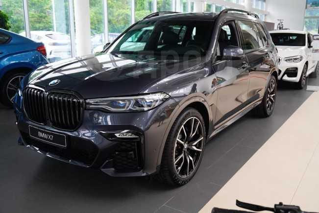 BMW X7, 2020 год, 8 350 000 руб.