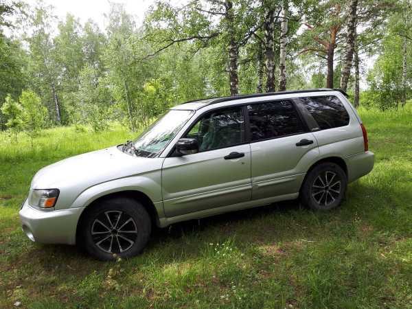 Subaru Forester, 2003 год, 380 000 руб.