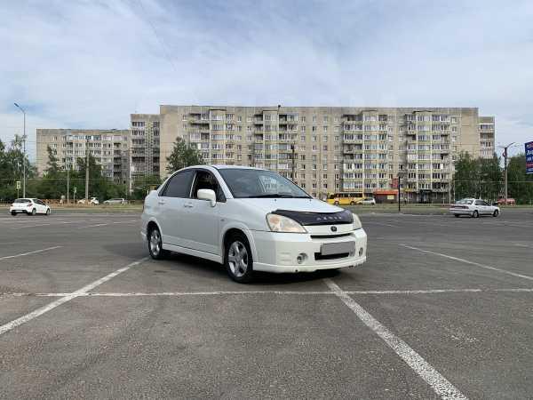 Suzuki Aerio, 2003 год, 320 000 руб.