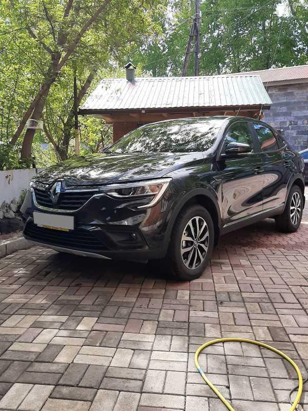 Renault Arkana, 2019 год, 1 395 000 руб.