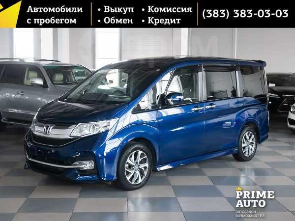 Honda Stepwgn, 2015 год, 1 359 000 руб.