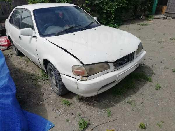 Toyota Sprinter, 1999 год, 115 990 руб.