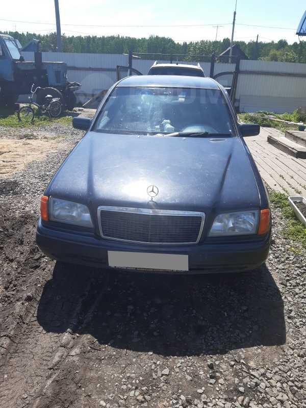 Mercedes-Benz C-Class, 1995 год, 130 000 руб.