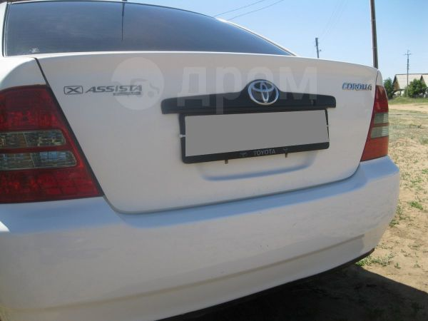 Toyota Corolla, 2003 год, 351 000 руб.