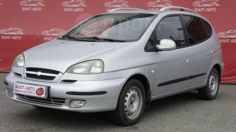 Chevrolet Rezzo, 2006 год, 220 000 руб.