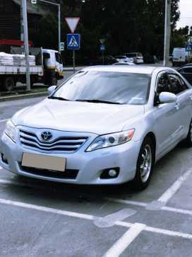 Новосибирск Toyota Camry 2009