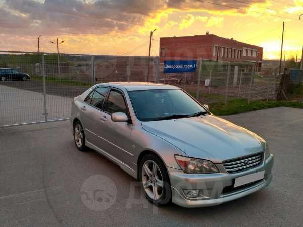 Toyota Altezza, 2002 год, 500 000 руб.