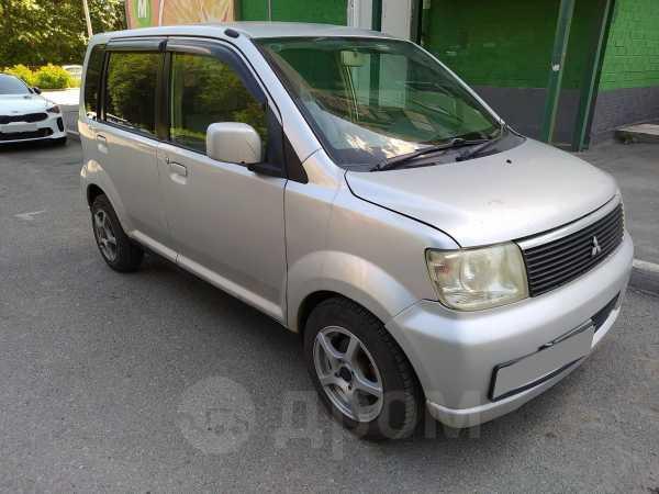 Mitsubishi eK Sport, 2003 год, 108 000 руб.