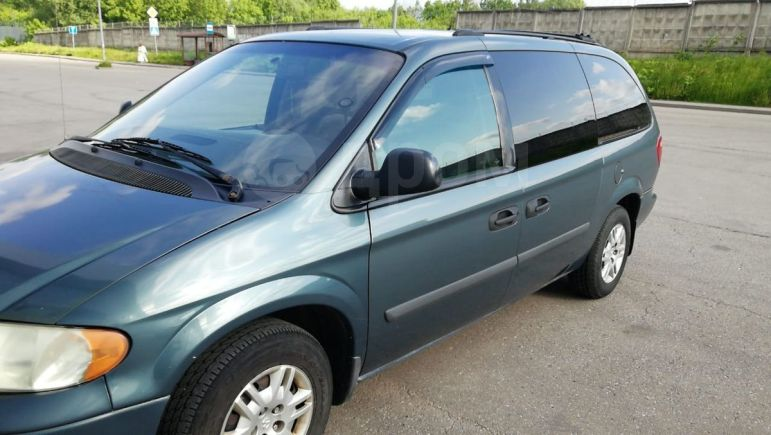 Dodge Grand Caravan, 2005 год, 370 000 руб.