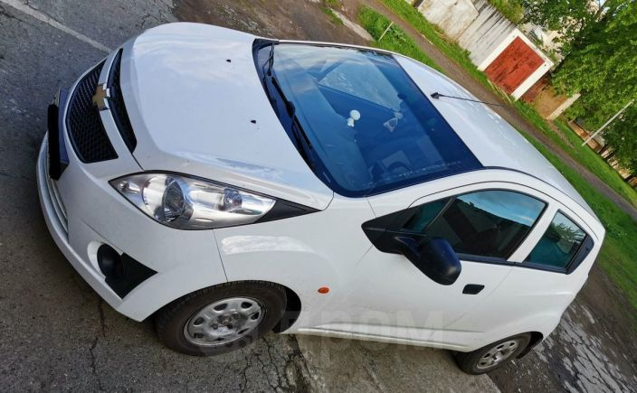 Chevrolet Spark, 2012 год, 359 000 руб.