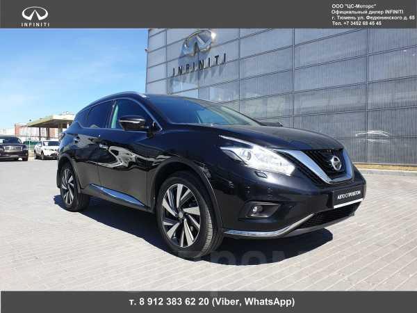 Nissan Murano, 2018 год, 2 090 000 руб.