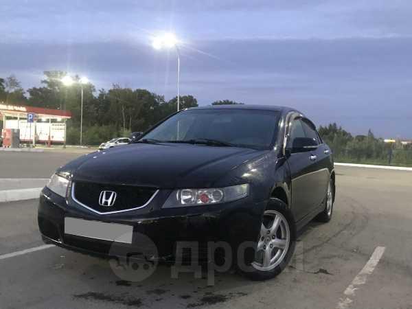 Honda Accord, 2005 год, 453 000 руб.