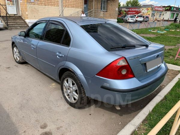 Ford Mondeo, 2004 год, 150 000 руб.