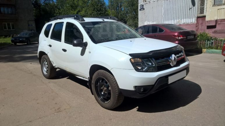 Renault Duster, 2019 год, 490 000 руб.