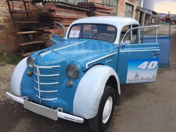 Москвич 400, 1955 год, 170 000 руб.