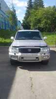 Toyota Land Cruiser, 2001 год, 900 000 руб.