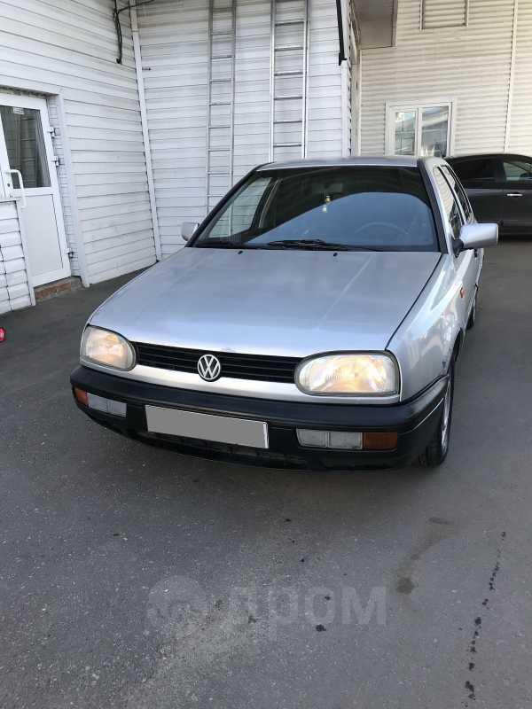 Volkswagen Golf, 1994 год, 115 000 руб.