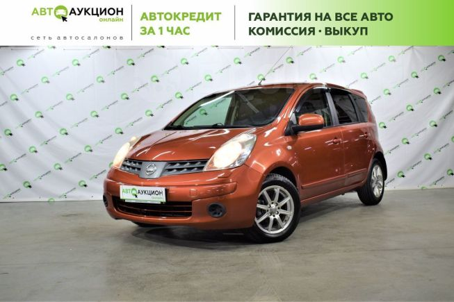 Nissan Note, 2007 год, 370 000 руб.