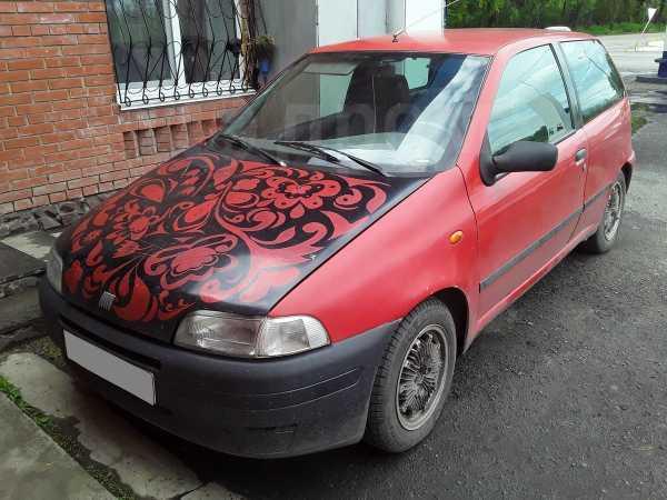 Fiat Punto, 1996 год, 99 000 руб.