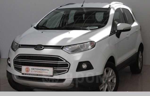 Ford EcoSport, 2015 год, 700 000 руб.