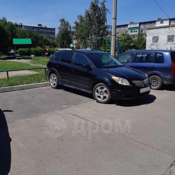 Pontiac Vibe, 2005 год, 305 000 руб.