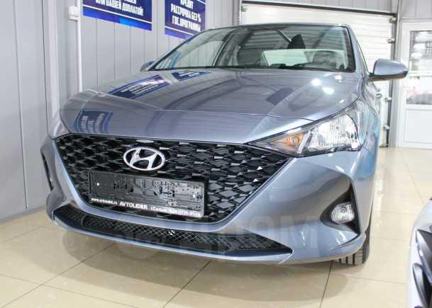 Hyundai Solaris, 2020 год, 970 900 руб.