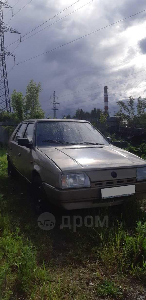 Skoda Favorit, 1991 год, 35 000 руб.