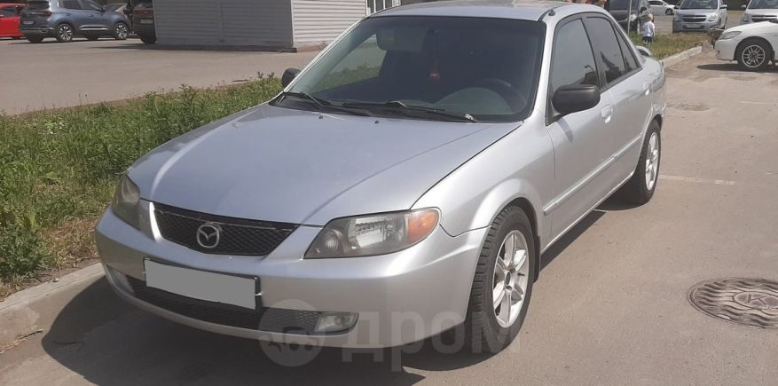 Mazda Protege, 2001 год, 180 000 руб.